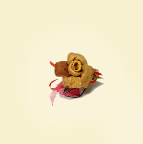 Rosa in buccia di bergamotto