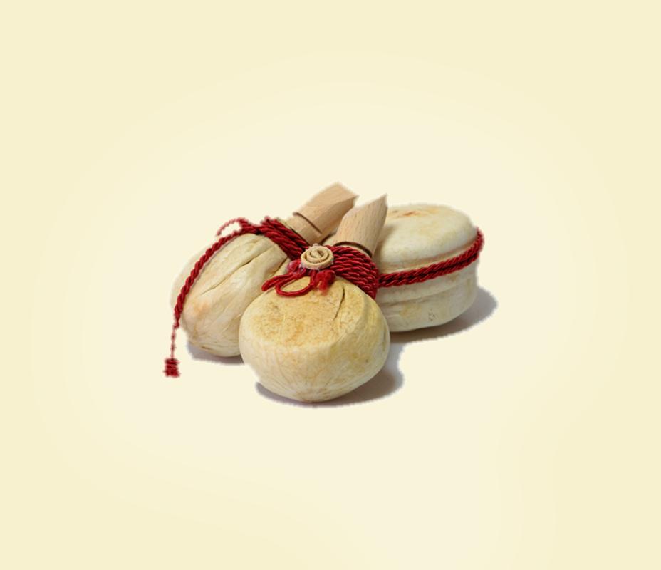 Tabacchiera tradizionale in buccia di bergamotto